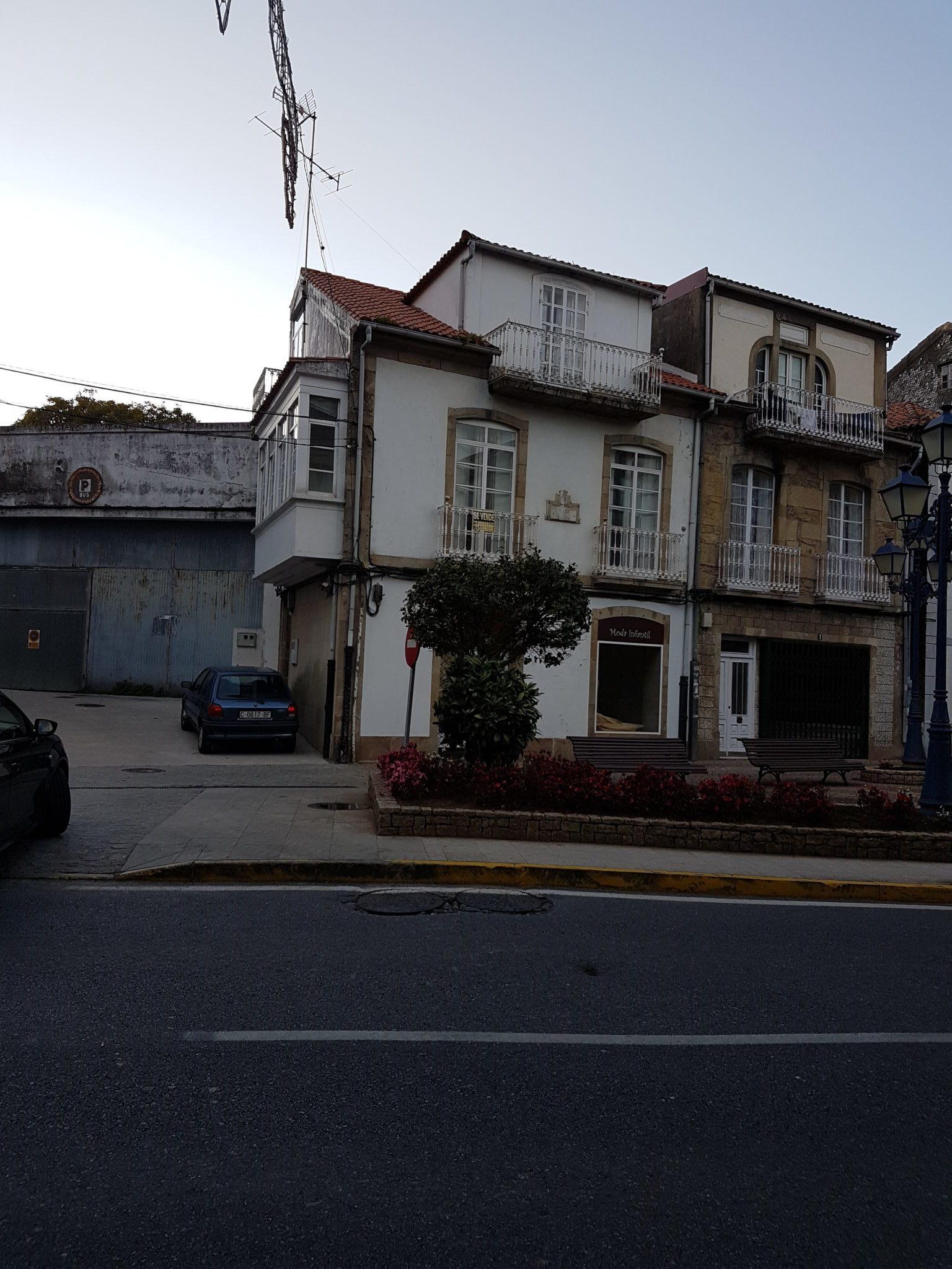 Casa duplex en A Pobra