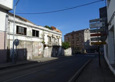 Terreno en Avd. do Ferrol – Ribeira