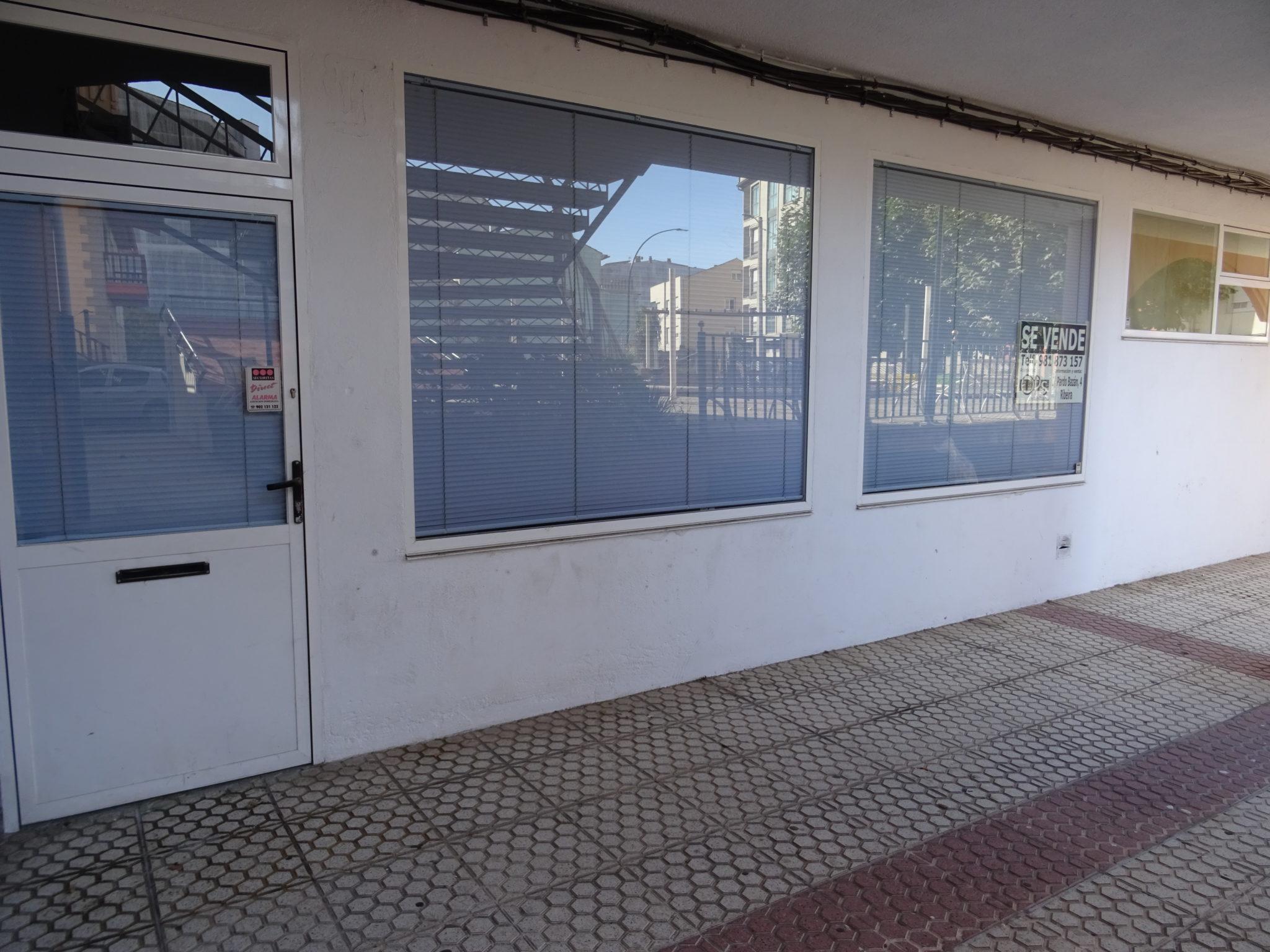 Bajo comercial Avd. Coruña - Ribeira